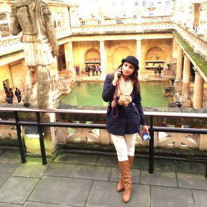 Parineeti Chopra on Vacation